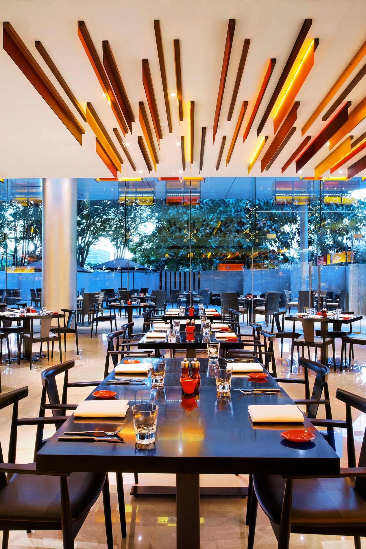 The Westin Mumbai Garden City Unveils A Brand New Al Fresco Lounge At Prego