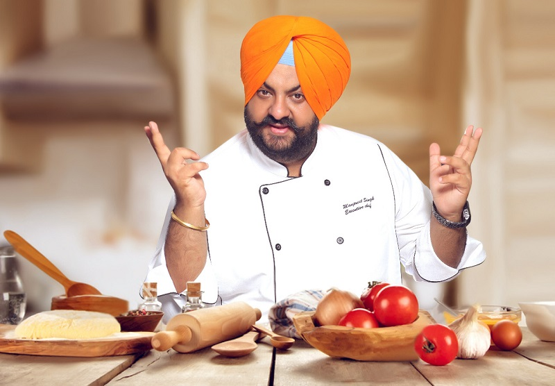 Go Beyond Sarson ki Saag and Lassi with Chef Tikka Singh at Ssaffron