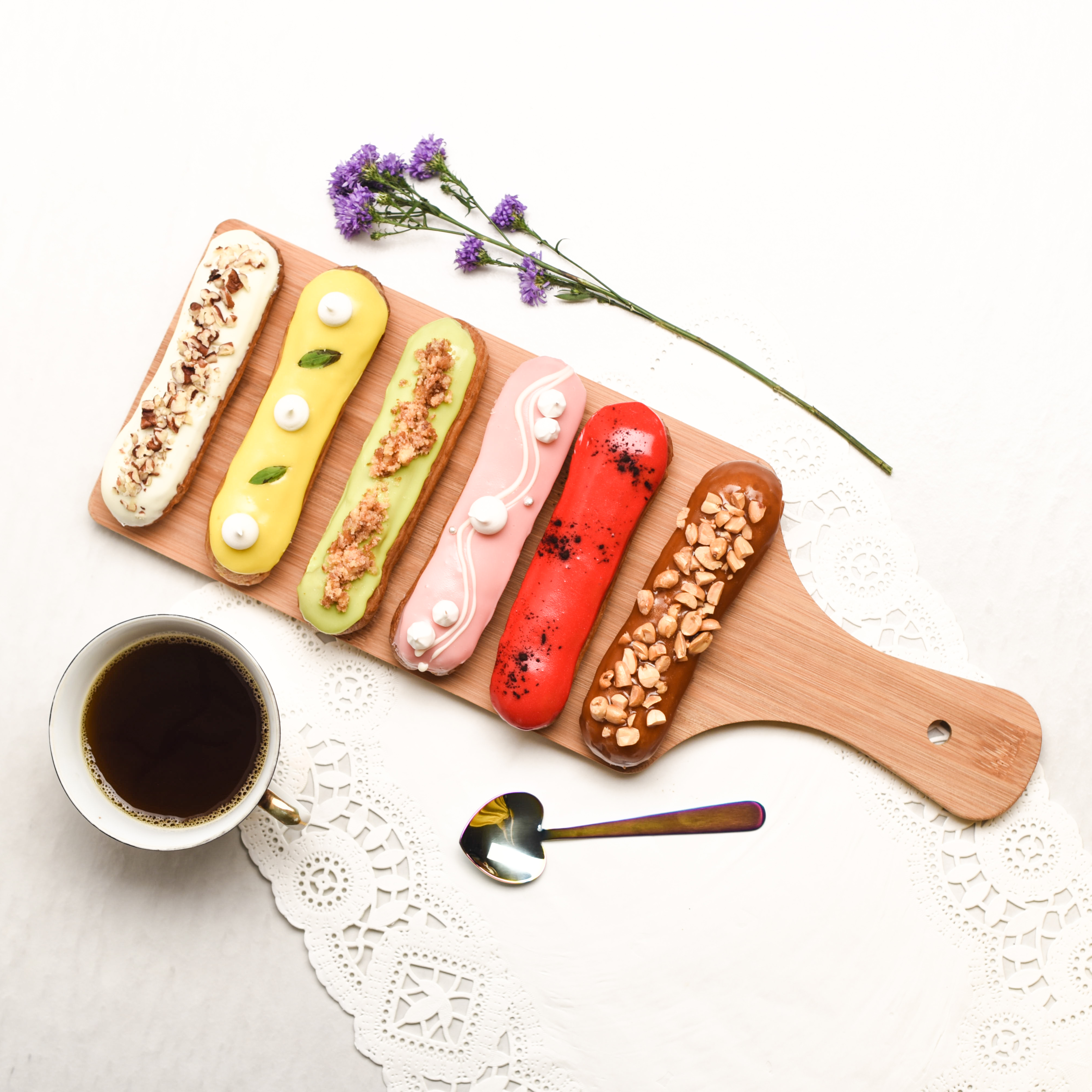 Masterclass On French Eclairs At Foodhall By L'Eclair Studio