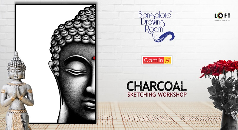 Get Artsy with Loft's Charcoal Sketching Workshop