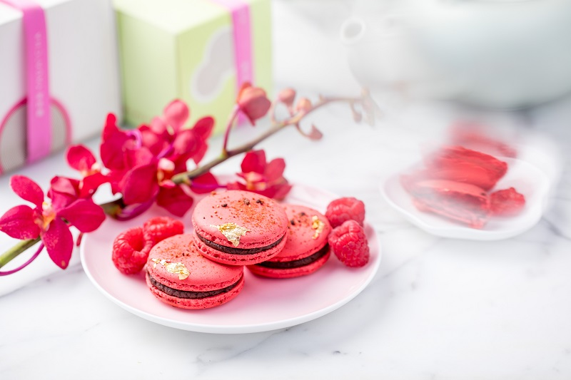 Learn how to make Yauatcha's Instagrammable Desserts in a Dessert Special Masterclass