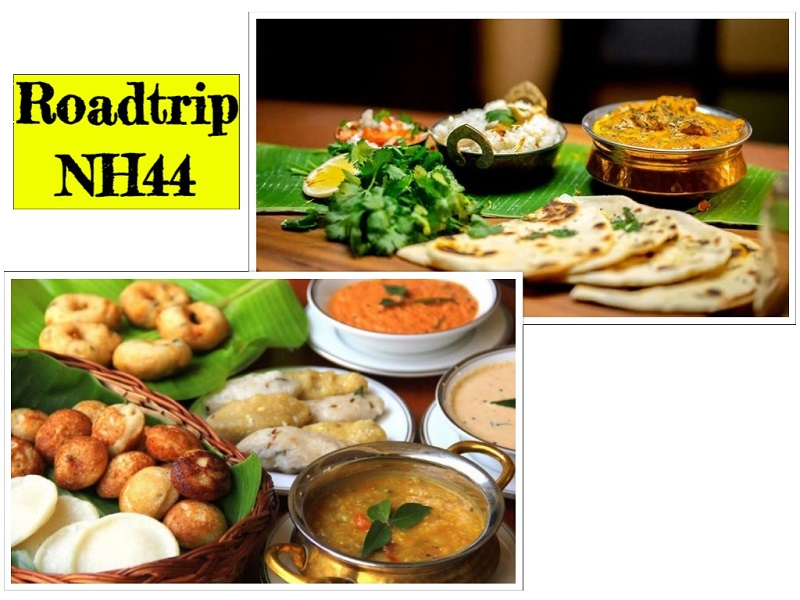 Roadtrip NH 44 - Experience a Culinary Journey from India's Longest Highway - At Nook, Aloft Bengaluru Cessna Business Park