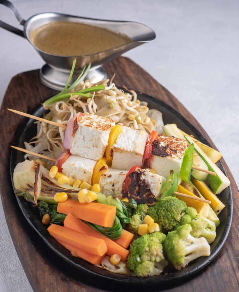 This Nutrition Week Savor Sizzlers In A Nourishing Way At Out of The Blue!
