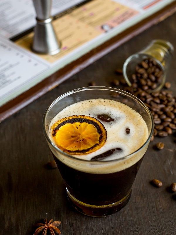 Relish Freshly Steeped Cold Brew Coffee at SodaBottleOpenerWala
