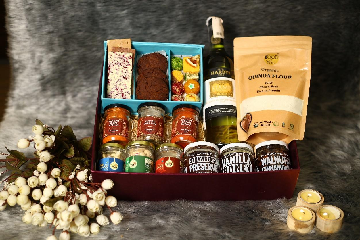 Special Festive Hampers For Diwali At The Westin Mumbai Garden City