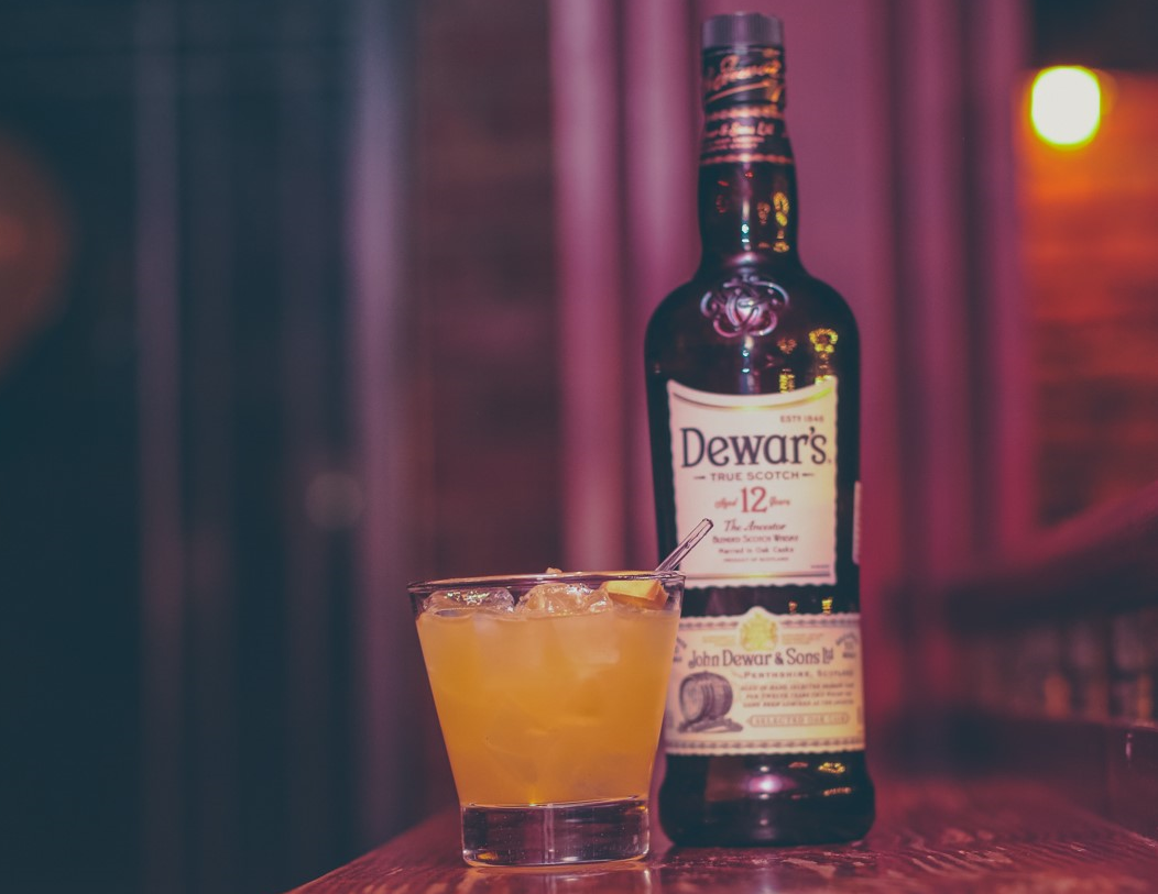 Try Dewar's Whisky Cocktails & Food Pairings for World Food Day