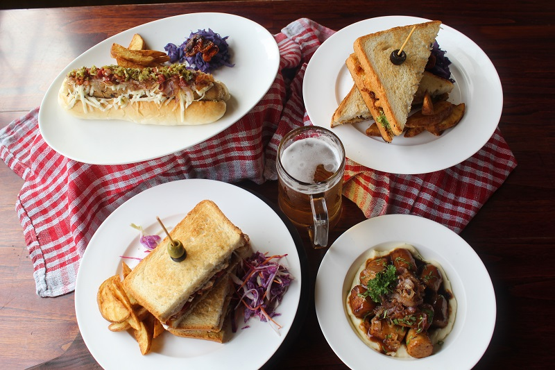 Watson's Celebrates Oktoberfest with A Special Menu, and Unlimited Beer on Offer