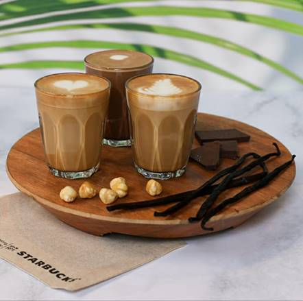 Starbucks Launches The Internationally Renowned 'Cortado' Beverage In India!
