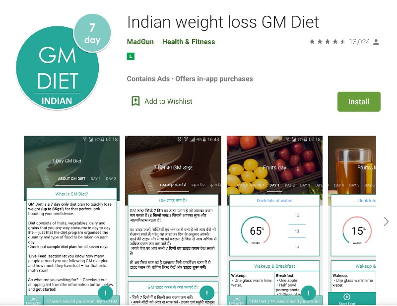 Best Diet Apps