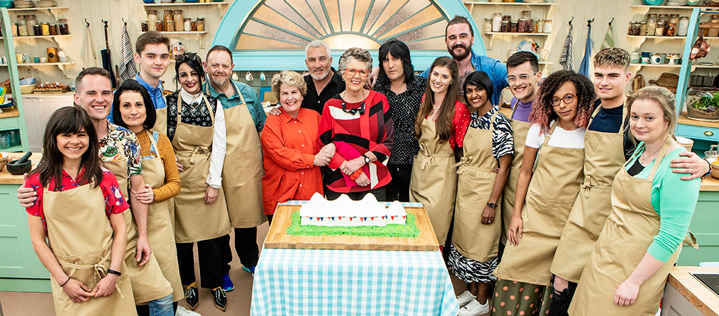 The Great British Bake Off - How to Watch on Mobile | HungryForever Food Blog