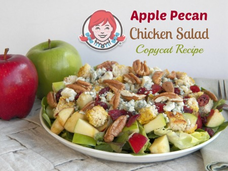 Recreate Wendy's Salads at Home