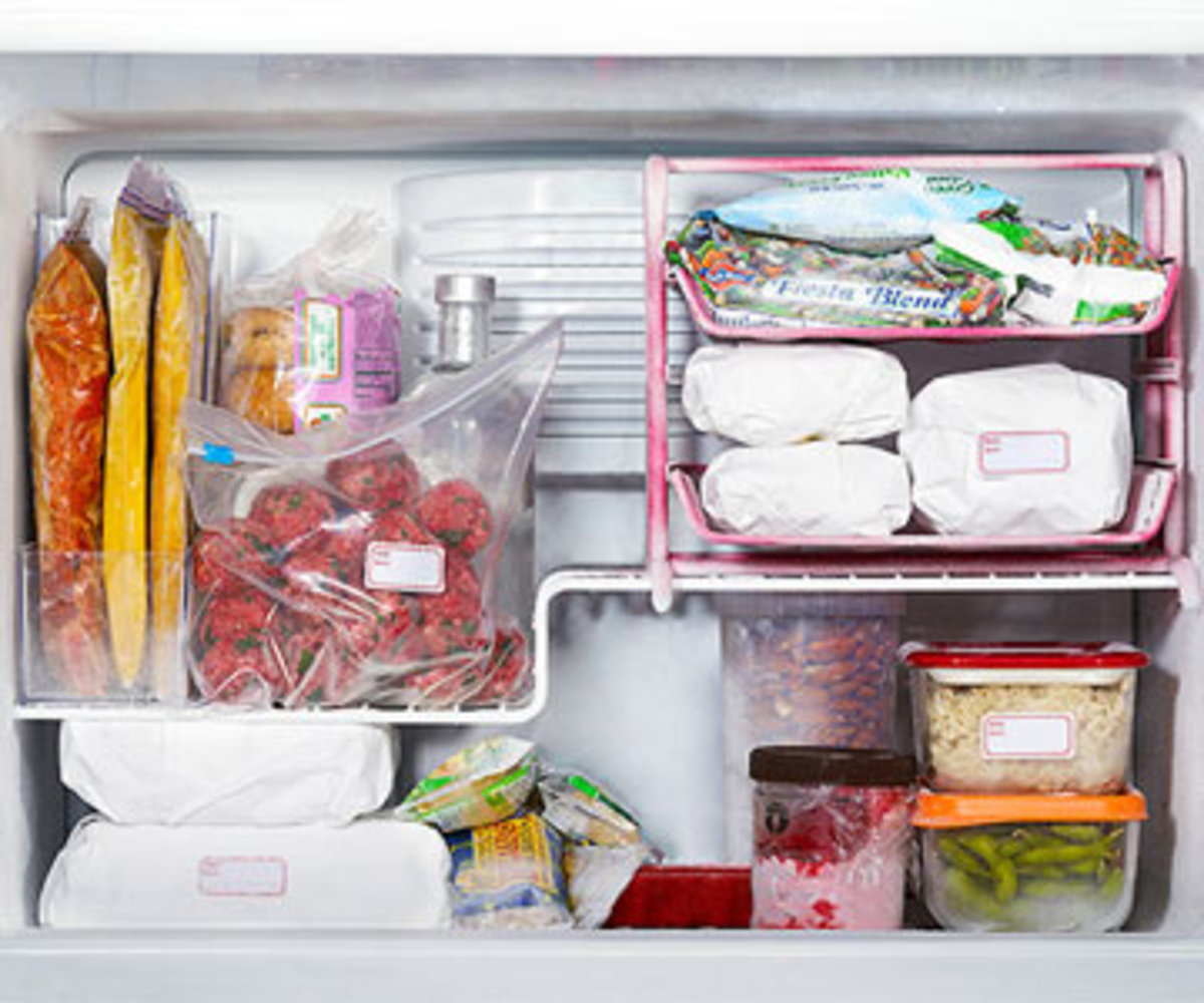 This is the Best way to Organize the Freezer - Learn How to Do It