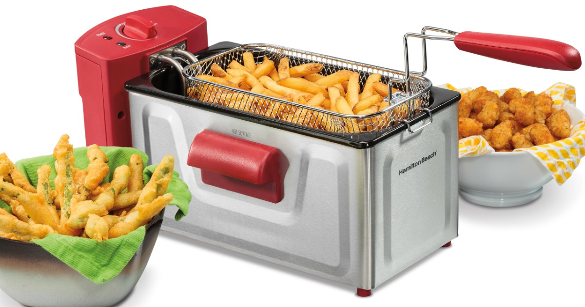 Deep Fryers - Walmart Discount Coupon