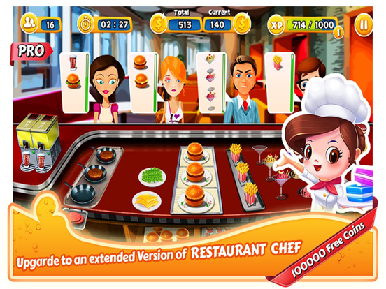 Restaurant Chef Game - Learn How to Play on Mobile