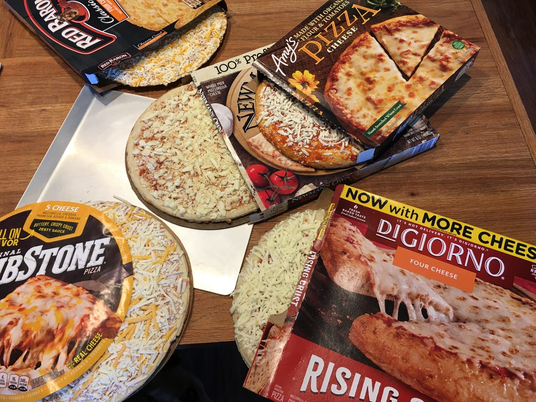 The Best Healthy Frozen Pizza Brands