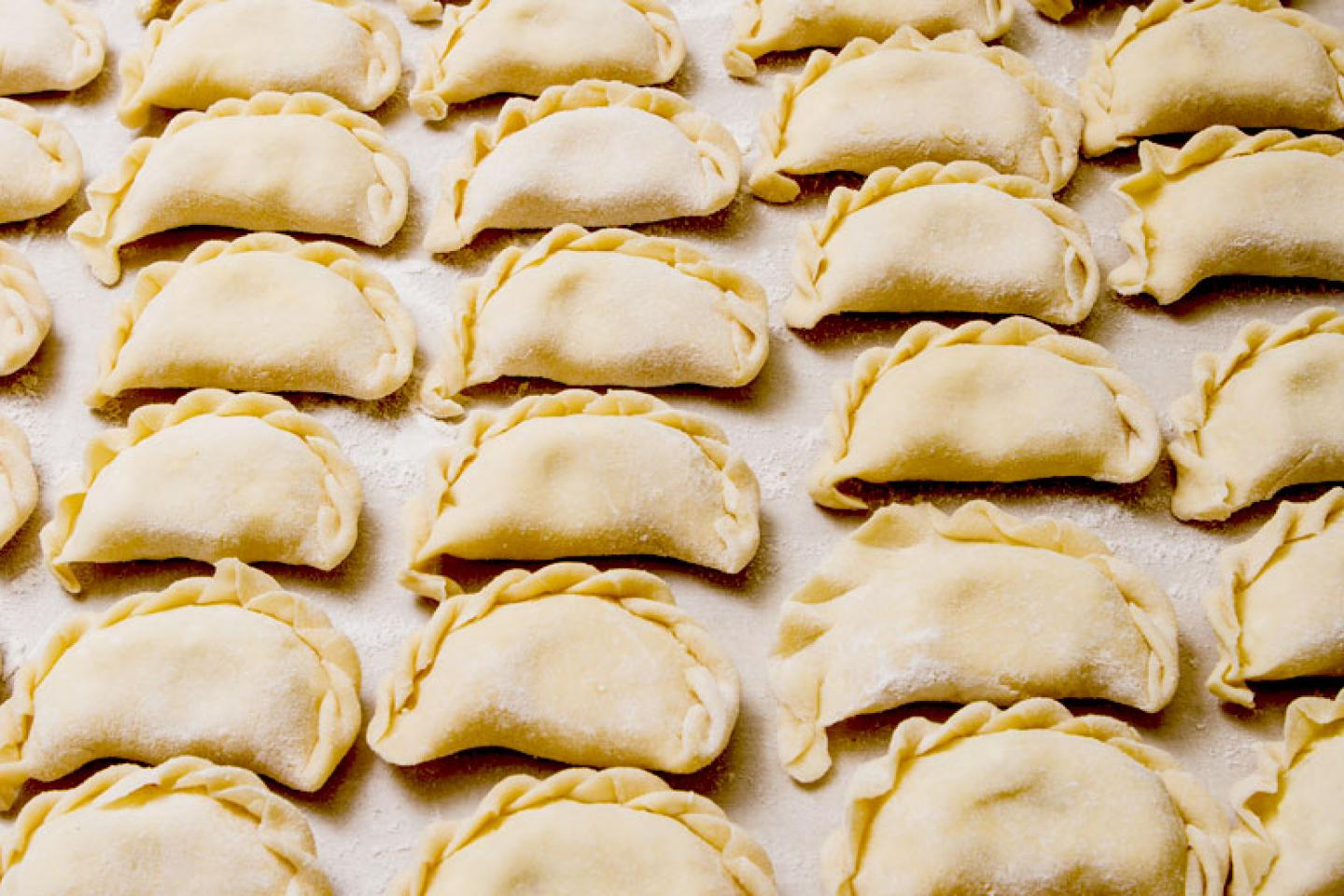 Learn About the Disputed History of Perogies