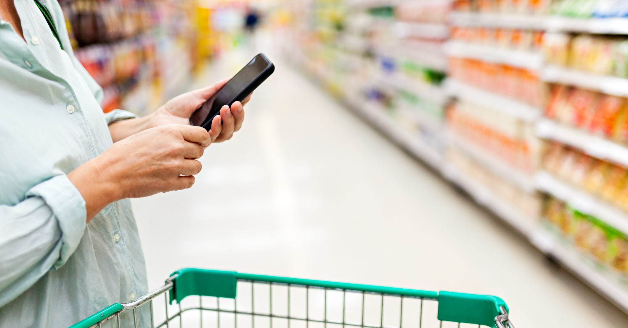 Food Stamps Program - How to Order on a Cell Phone