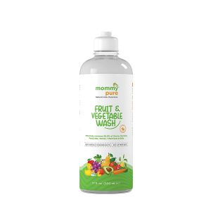 MommyPure Fruit and Vegetable Wash liquid Cleanse