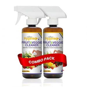 Reamare's Hygienic Fruit and Veggie Cleaner