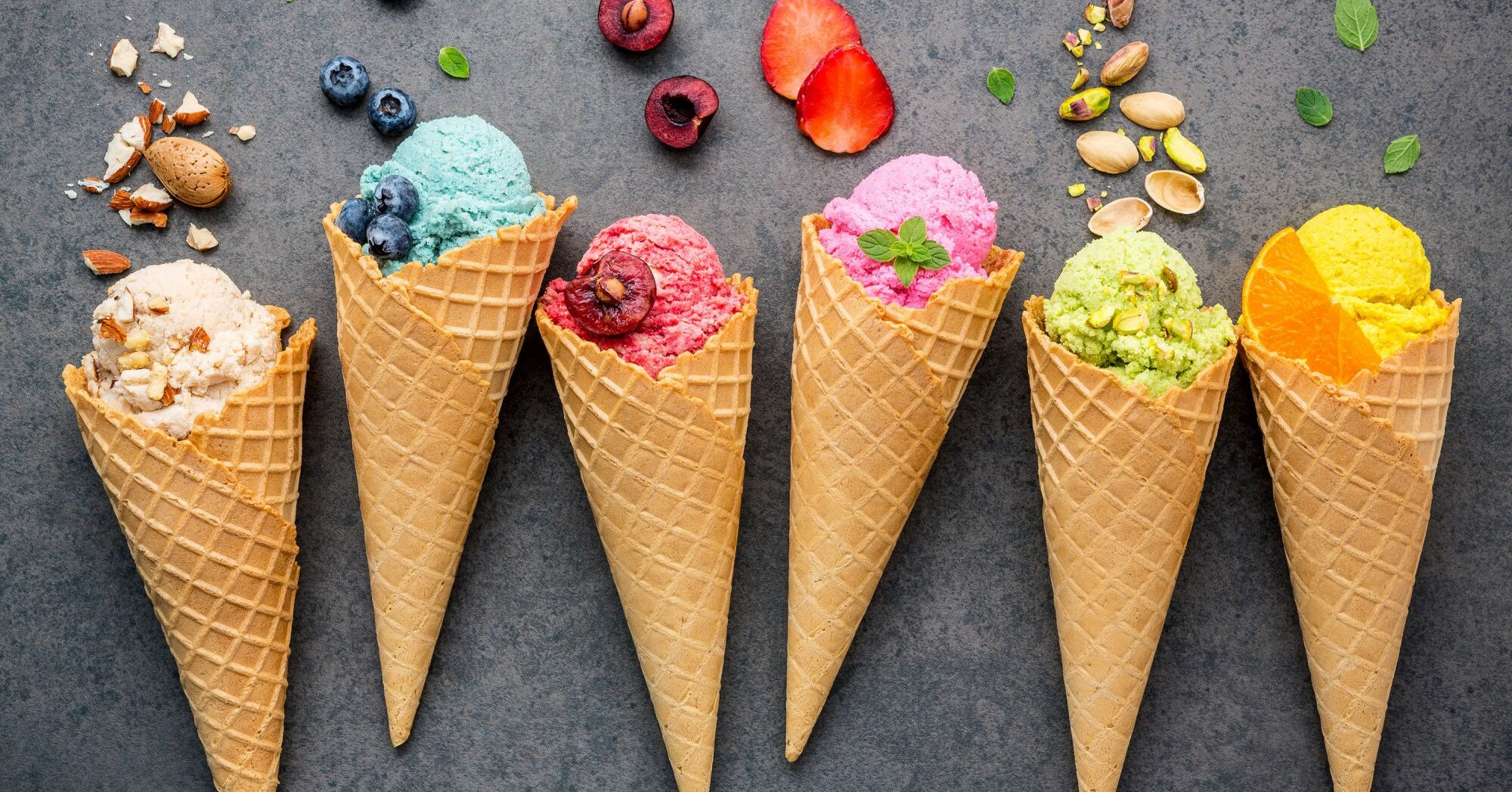 Learn What Makes Gelato Different From Ice Cream
