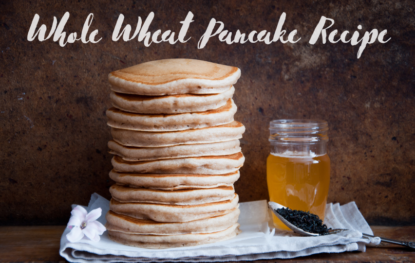 Check Out This Whole Wheat Pancake Recipe for Healthier Meals