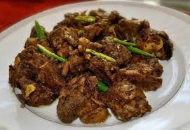 mutton chukka recipe